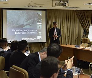 Fórum de Inovação do Transporte: road map